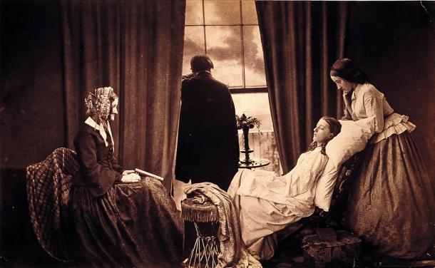Fading Away, de Henry Peach Robinson