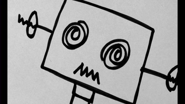 Fotograma de El ataque de los robots de nebulosa-5 (2008)