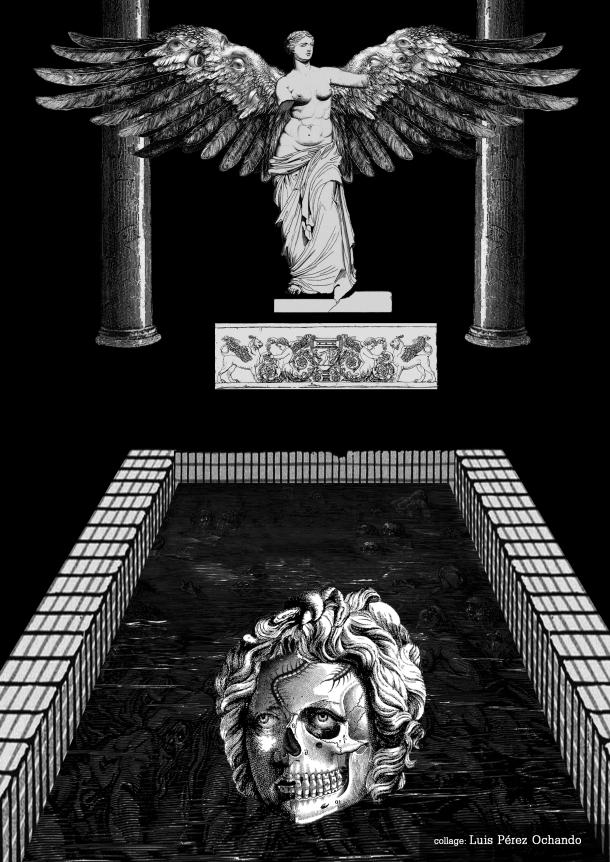Es malo sentirse un muerto que no reposa en el Hades…